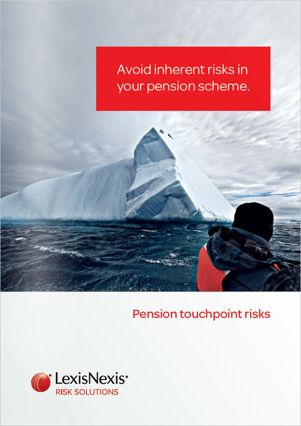 Pension Risk Guide - Avoid inherent risks in your pension scheme.