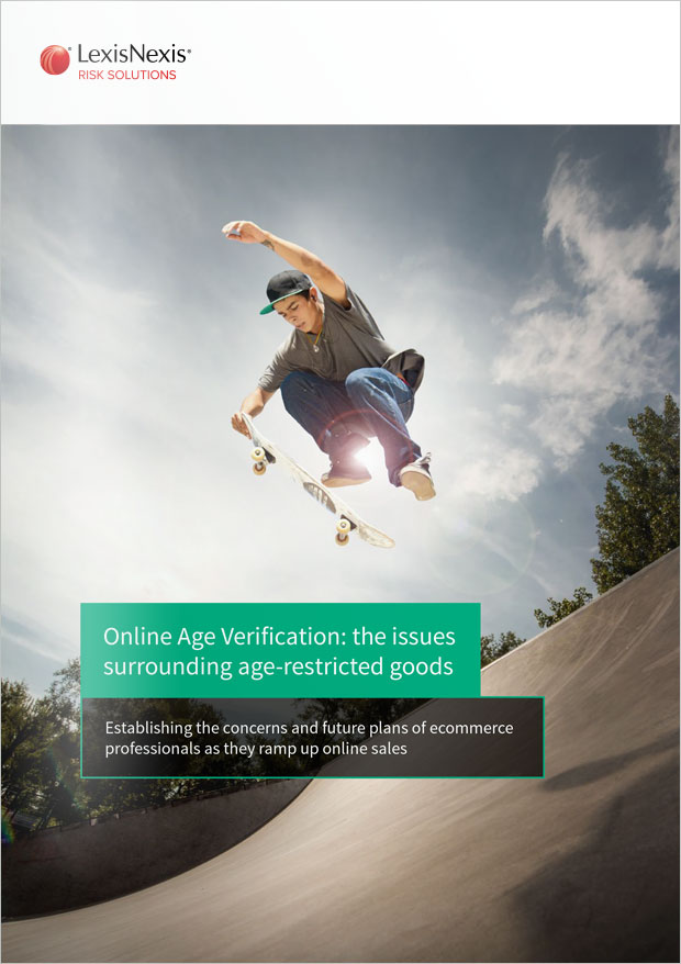 Underage online: the issues surrounding age-restricted goods whitepaper